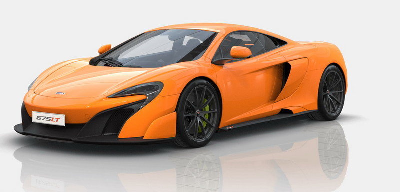 Build The McLaren 675LT Of Your Dreams With The New Online Configurator Exterior - image 631813