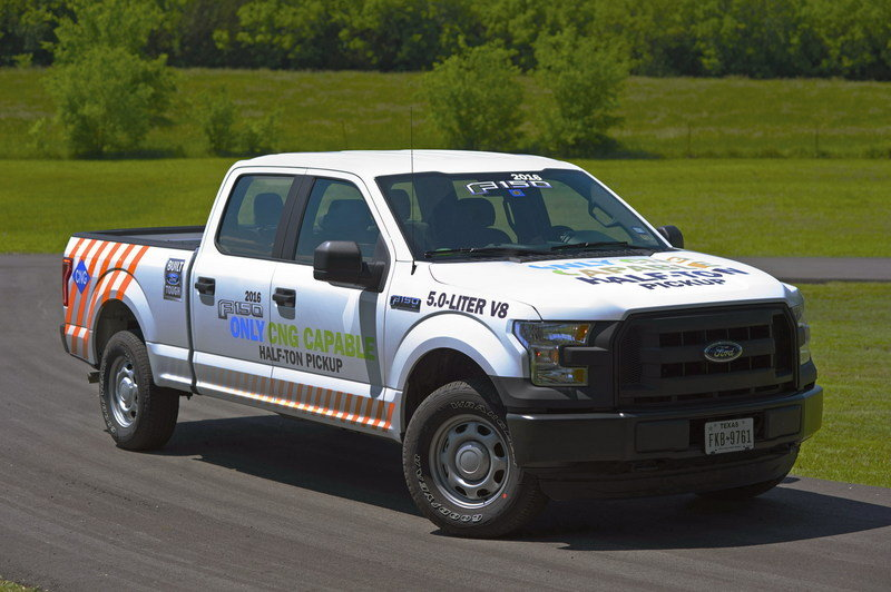 2016 Ford F-150 Gets CNG Capability - image 628862
