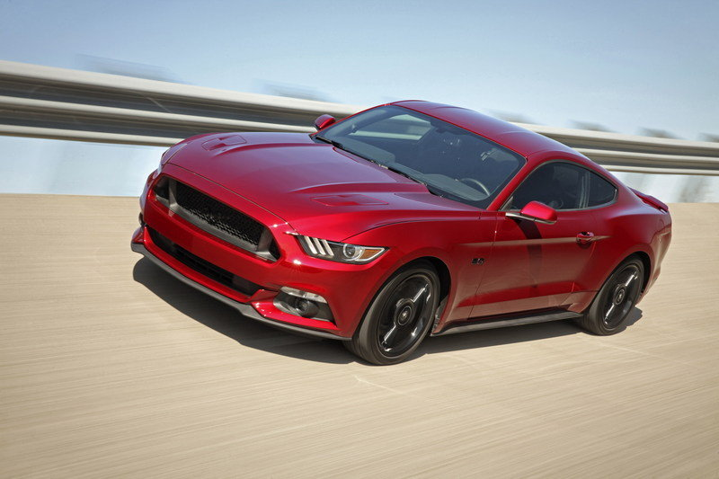 2016 Ford Mustang High Resolution Exterior - image 629746