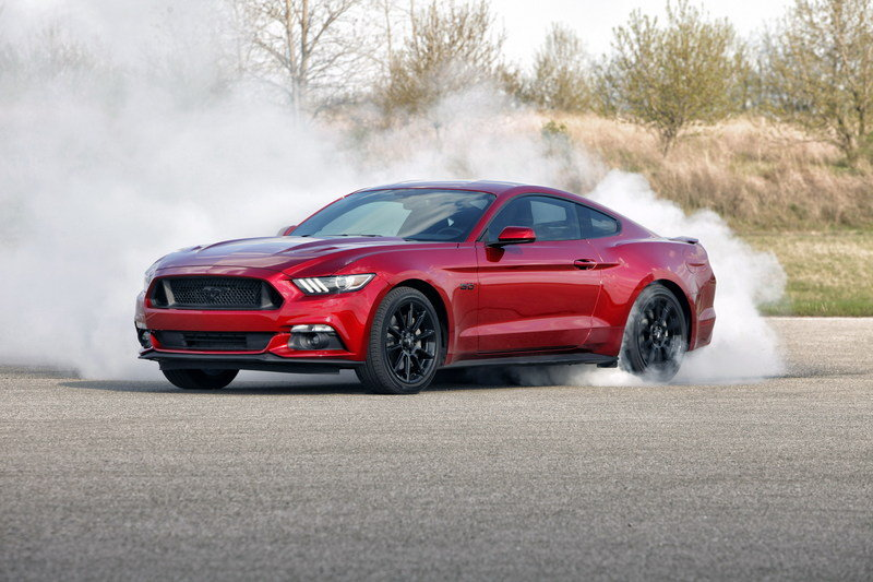 2016 Ford Mustang High Resolution Exterior - image 629752