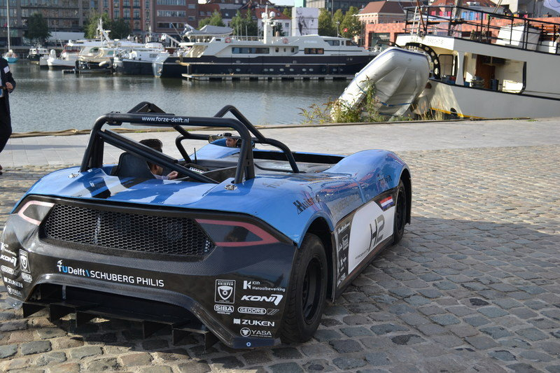 Forze VI Breaks Nurburgring Lap Record For Fuel-Cell Powered Cars: Video High Resolution Exterior - image 631640
