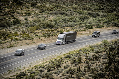2015 Freightliner Inspiration Truck Review - Top Speed