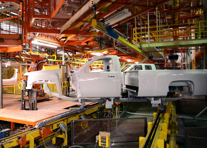 GM Investing $1.2 Billion in Fort Wayne Truck Plant
