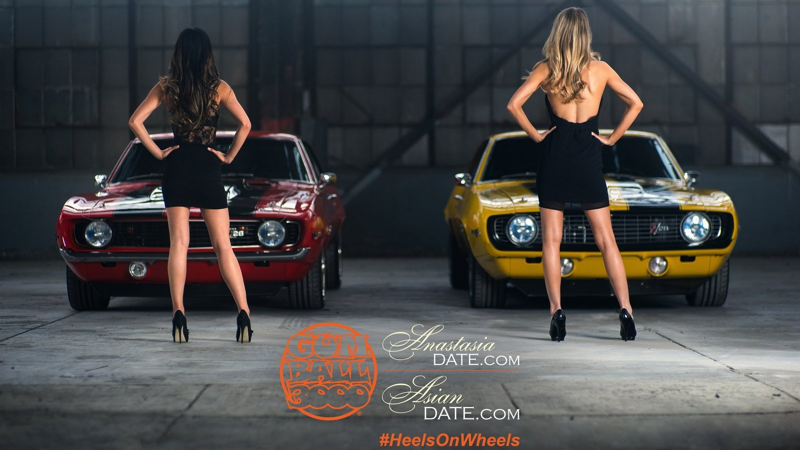 GUMBALL 3000 Announcement Pictures, Photos, Wallpapers ...