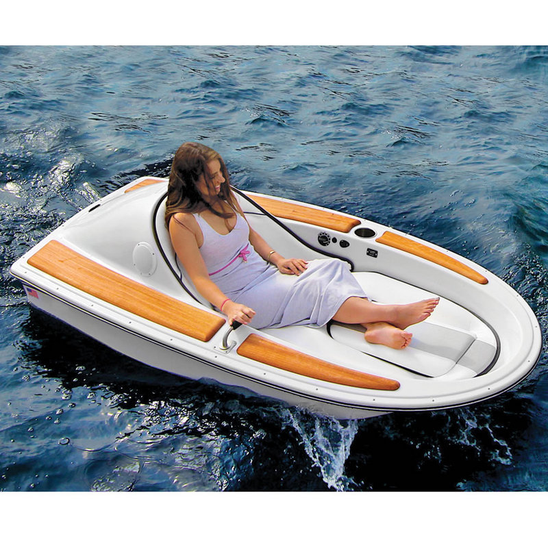 Hammacher Schlemmer Redefines The One-Person Electric Watercraft