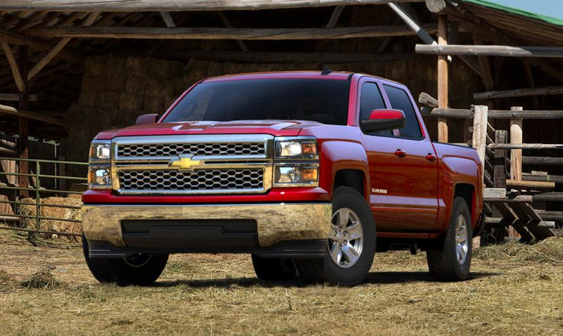 How I'd Spec It: 2015 Chevrolet Silverado - image 630302