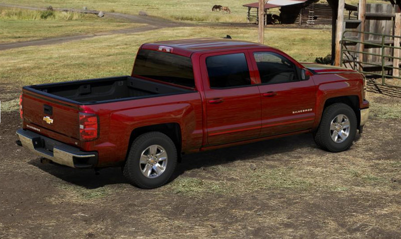 How I'd Spec It: 2015 Chevrolet Silverado - image 630306