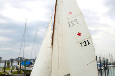 JFK's Old Racing Boat Headed To The Auction Block