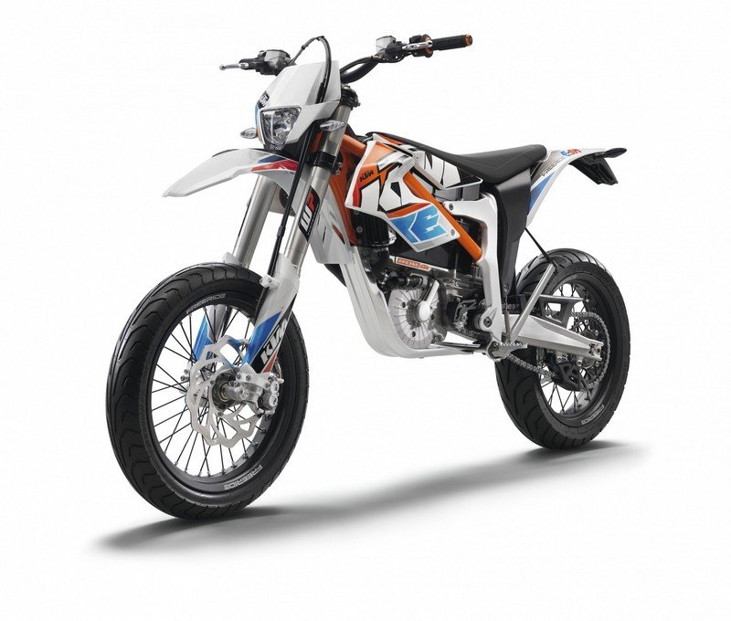 KTM Launches Freeride E-SM, No Word Yet On US Arrival