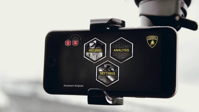 "Lamborghini Announces ""Track and Play"" For The End Of 2015: Video"