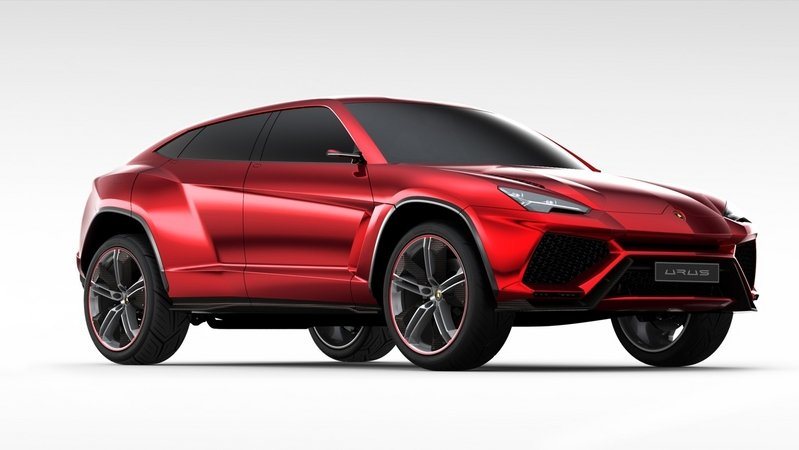 Lamborghini Officially Confirms Urus For 2018