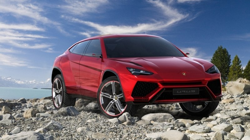 Lamborghini SUV Moves Closer To Reality