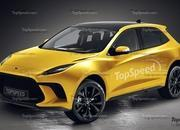 Lotus Will Initially Offer Its SUV To China - image 629760