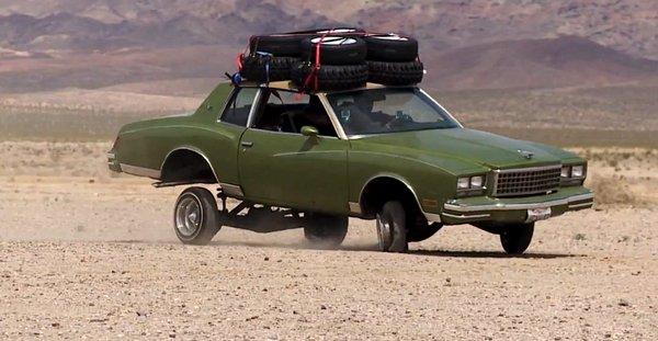 Low Riders & Mud Tires: RoadKill Goes Off-Roading News ...