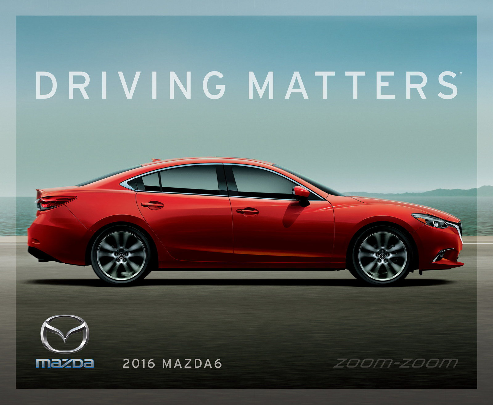 """Mazda Launches """"Driving Matters"""" Slogan - Picture 631159 ..."""