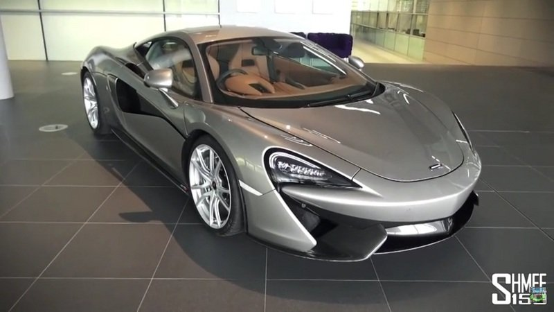 McLaren 570S - Walkaround: Video