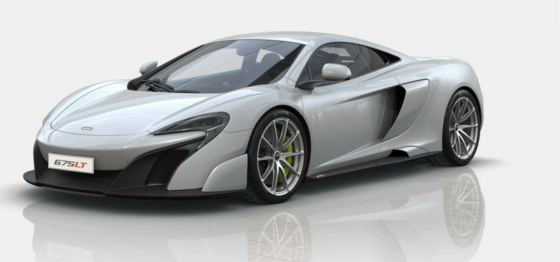 Build The McLaren 675LT Of Your Dreams With The New Online Configurator Exterior - image 631809