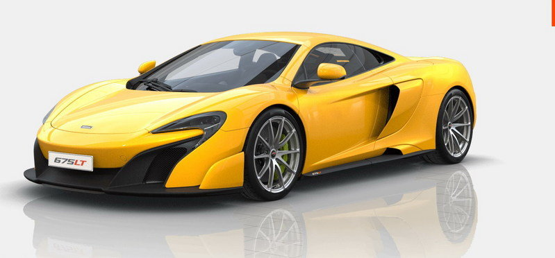 Build The McLaren 675LT Of Your Dreams With The New Online Configurator Exterior - image 631795