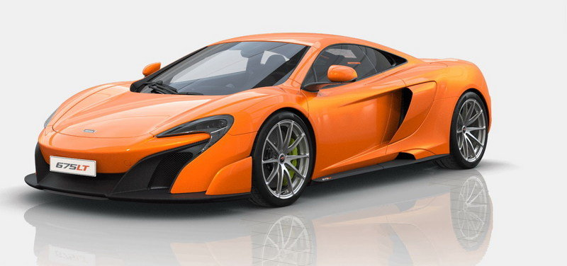 Build The McLaren 675LT Of Your Dreams With The New Online Configurator Exterior - image 631796
