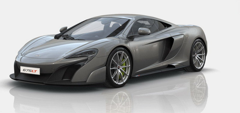 Build The McLaren 675LT Of Your Dreams With The New Online Configurator Exterior - image 631797