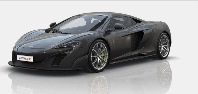 Build The McLaren 675LT Of Your Dreams With The New Online Configurator