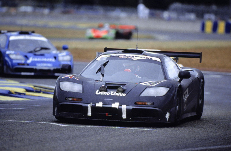 McLaren to Celebrate Le Mans Win with F1 GTR Parade at Circuit de la Sarthe High Resolution Exterior - image 630287