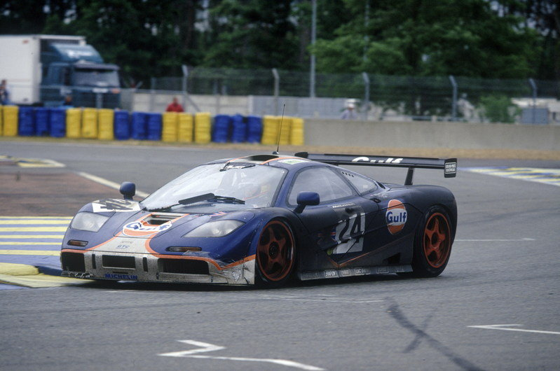 McLaren to Celebrate Le Mans Win with F1 GTR Parade at Circuit de la Sarthe High Resolution Exterior - image 630286
