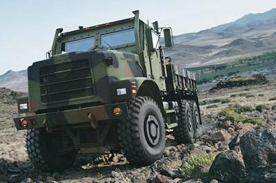 Medium Tactical Vehicle Replacement (MTVR) | Top Speed