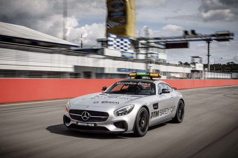 Mercedes-AMG GT S Is The New Safety Car For DTM