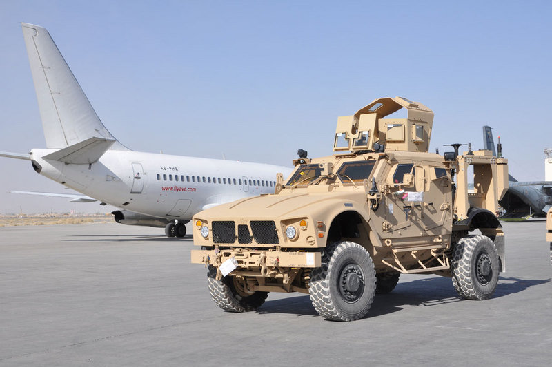 MRAP All-Terrain Vehicle (M-ATV) High Resolution Exterior - image 631431