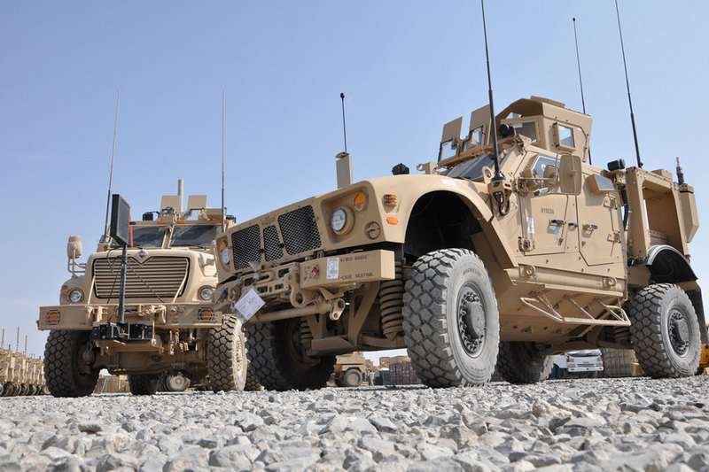 MRAP All-Terrain Vehicle (M-ATV) High Resolution Exterior - image 631422