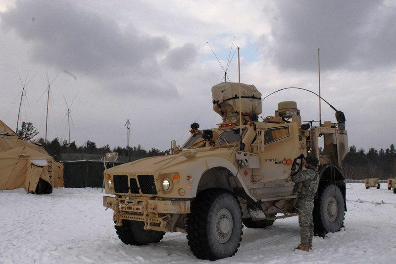 MRAP All-Terrain Vehicle (M-ATV) High Resolution Exterior - image 631423