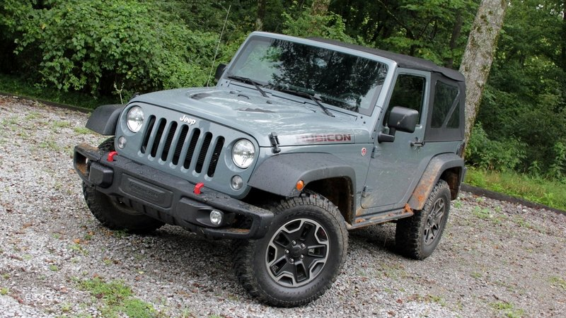 Jeep Wrangler News And Reviews | Top Sd