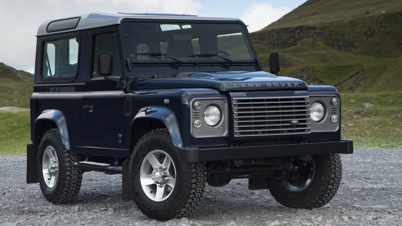 Next Land Rover Defender Could Be Built In Eastern Europe