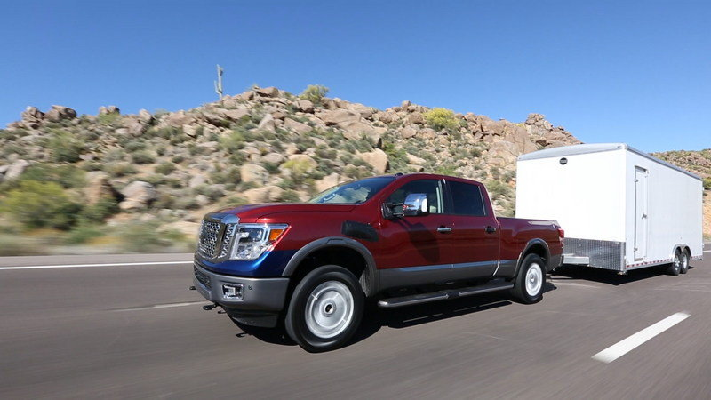 "Nissan ""Titan Truckumentary"" Chapter 6: Diesel Goodness: Video"