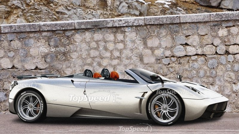 Pagani Will Build New Factory For The Huayra Roadster