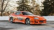 The Fast and The Furious Toyota Supra Stunt Car Auctioned For $185k - image 630787