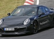 Porsche 991 Facelift Testing Free Of Camouflage: Spy Shots - image 630671