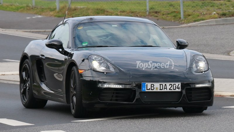 Porsche Boxster And Cayman Will Get Four-Cylinders Engine In 2016