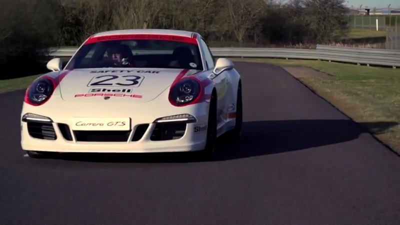Porsche Carrera GTS Goes From Racetrack To The Road: Video