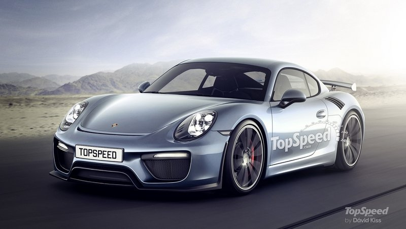 Porsche's GT5 Trademark: What Could It Be?