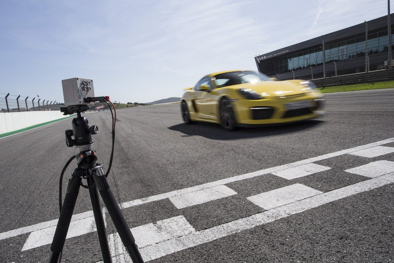 Porsche Launches Track Precision App - image 630628