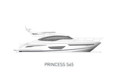 Princess Yachts Adds Princess S65 To Growing Fleet