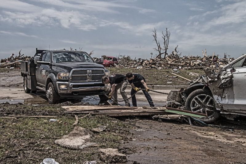 Ram Trucks and FCA Donate $100k To Support Texas Flood Victims
