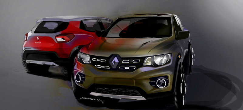 2015 Renault KWID High Resolution Exterior - image 630815