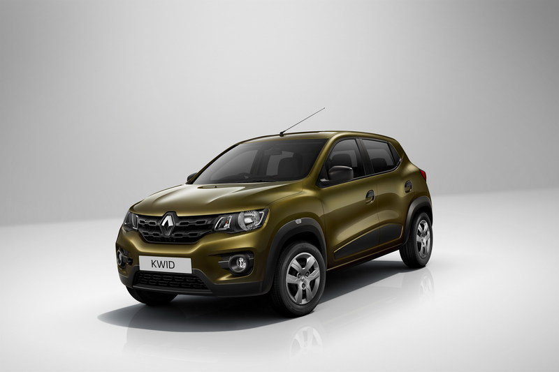 2015 Renault KWID High Resolution Exterior - image 630820