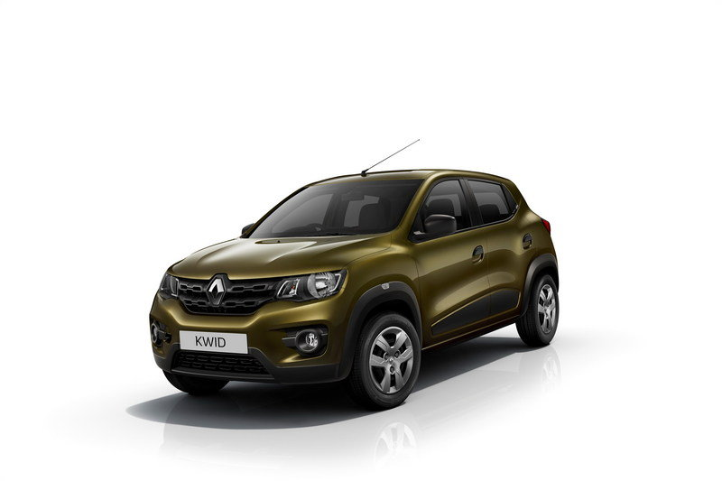2015 Renault KWID High Resolution Exterior - image 630821