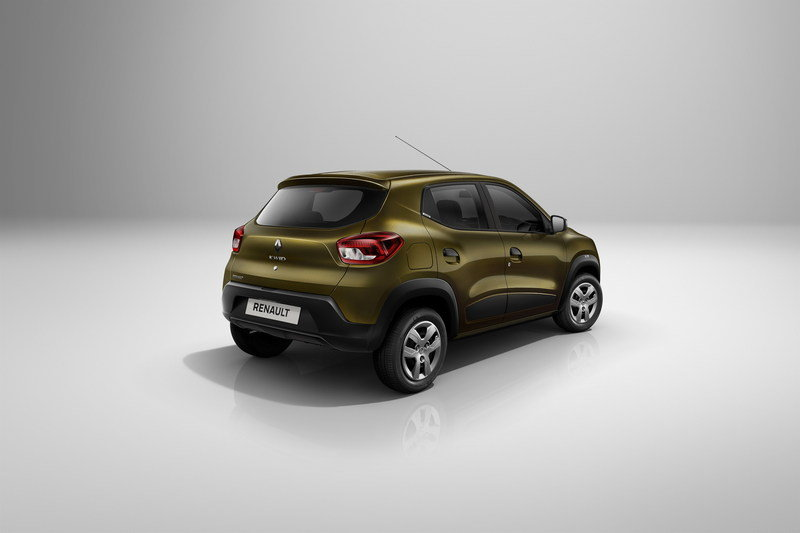 2015 Renault KWID High Resolution Exterior - image 630822