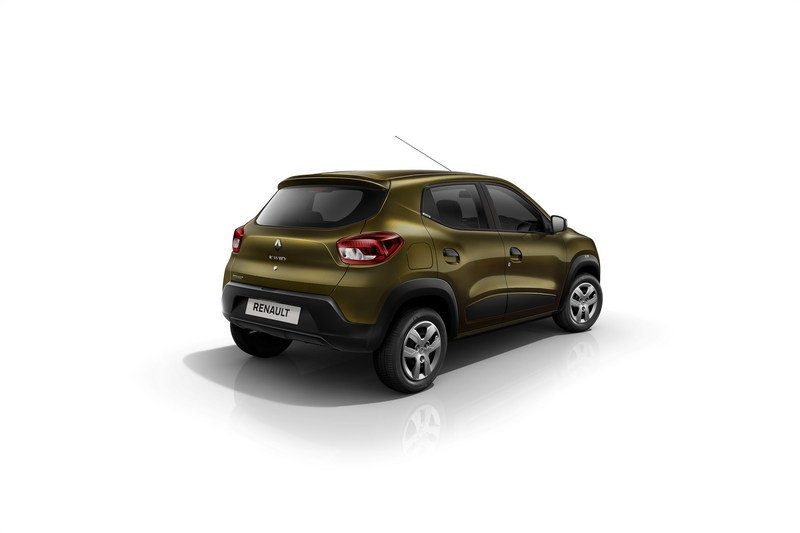 2015 Renault KWID High Resolution Exterior - image 630823