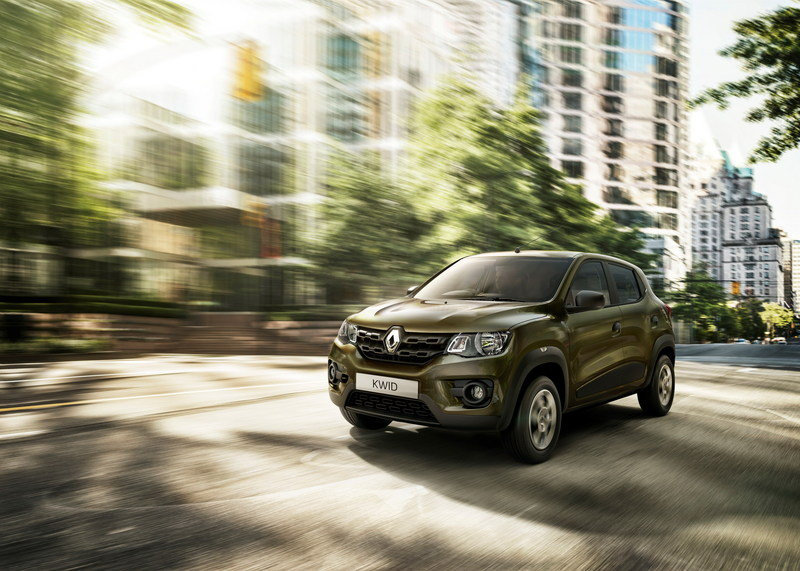 2015 Renault KWID High Resolution Exterior Wallpaper quality - image 630825